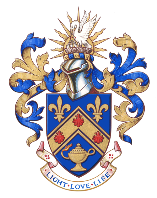 southlands college crest
